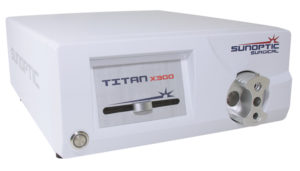 TITAN X300 Lightsource
